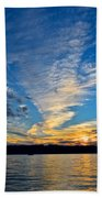 Twister Cloud Beach Towel