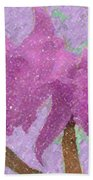 Two Hothouse Beauties Beach Towel