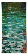Two Pines Beach Towel