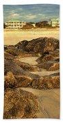 Tybee Island Landscape Beach Towel