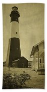 Tybee Island Light Station Beach Towel