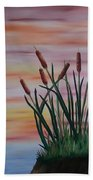 Typha Beach Towel