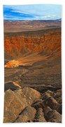 Ubehebe At Death Valley Beach Towel