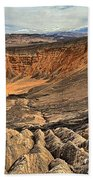 Ubehebe Crater Beach Towel