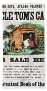 Uncle Tom's Cabin, C1860 Beach Towel