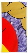 Under The Shelter Of Your Love Beach Towel by Patrick J Murphy