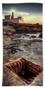 Underground Peek Beach Towel