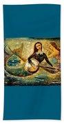 Undersea Beach Towel