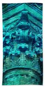 Underwater Ancient Beautiful Creation Beach Towel