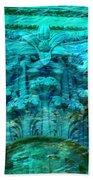 Underwater Beautiful Creation Beach Towel