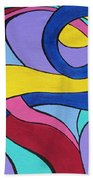 Unfurling Beach Towel