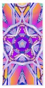 Uninhibited Vitality Beach Towel by Derek Gedney