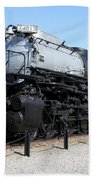 Union Pacific Big Boy Beach Towel
