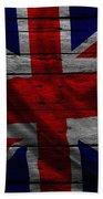 United Kingdom Beach Towel