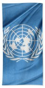 United Nations Beach Towel