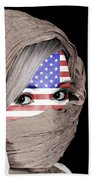 United States Of America Beach Towel