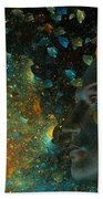 Universal Mind Beach Towel by Betsy Knapp