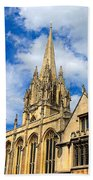 University Church Of St Mary The Virgin Beach Towel