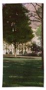 University Of South Carolina Horseshoe 1984 Beach Towel