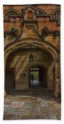 University Of Sydney Door Beach Towel