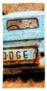 Unsuccessful Dodge Beach Sheet