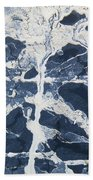 Untitled Clay On Rubber Beach Towel