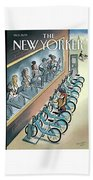 New Yorker June 3, 2013 Beach Sheet