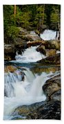 Up The Creek Beach Towel