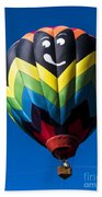 Up Up And Away In My Beautiful Balloon Beach Towel