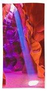 Upper Canyon 20 Beach Towel