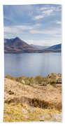 Upper Loch Torridon Beach Towel
