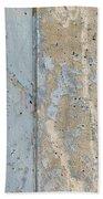 Urban Abstract Concrete 3 Beach Towel