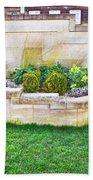 Urban Garden Beach Towel