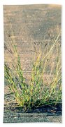 Urban Grass Beach Towel