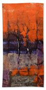 Urban Rust Beach Towel