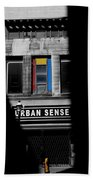 Urban Sense 1c Beach Towel
