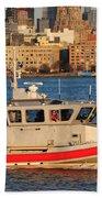 U.s. Coast Guard - Always Ready Beach Sheet