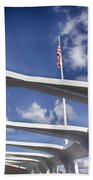 Uss Arizona Memorial Beach Towel