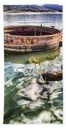 Uss Arizona Memorial- Pearl Harbor V7 Beach Towel