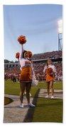 Uva Cheerleaders Beach Towel by Jason O Watson