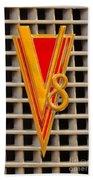 V8 Lasalle Beach Towel