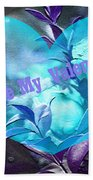 Valentine 03 Beach Towel