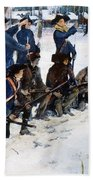 Valley Forge: Steuben, 1778 Beach Towel
