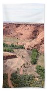 Canyon De Chelly Valley View   Beach Towel