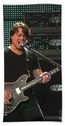 Van Halen-7355b Beach Towel