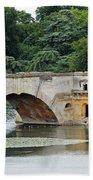 Vanbrughs Grand Bridge Beach Towel by Tony Murtagh