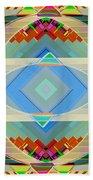 Variation On A Theme Beach Towel