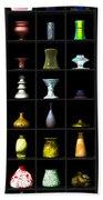 Vases... Beach Towel