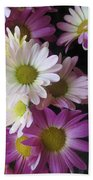 Vegas Butterfly Garden Flowers Colorful Romantic Interior Decorations Beach Towel