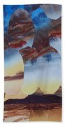 Velvet Virga Beach Towel